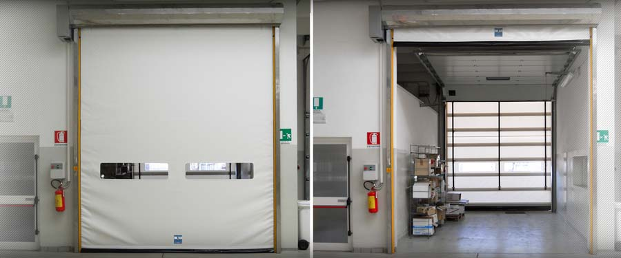 Rolling door Food Industry IMVA 3