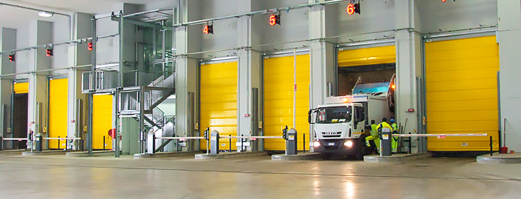 RAPIDLINE high-speed doors
